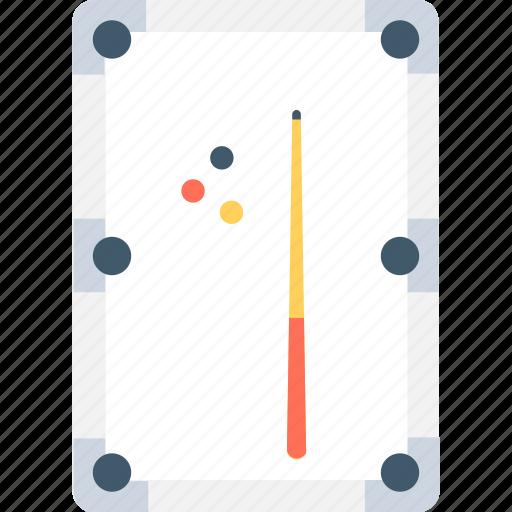 billiard, billiard board, billiard table, snooker board, snooker table icon