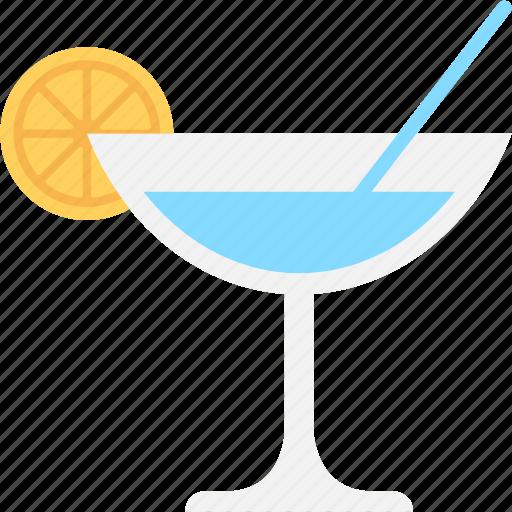 cocktail, drink, lemon juice, lemonade, orange juice icon