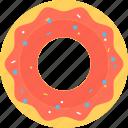 bakery food, dessert, donut, food, refreshment