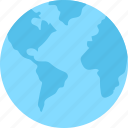 global network, globe, planet, world map, worldwide