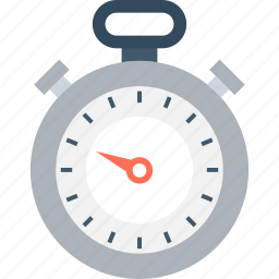 chronometer, clock, countdown, stopwatch, timer icon