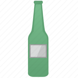 beed, bottle, drink, glass icon