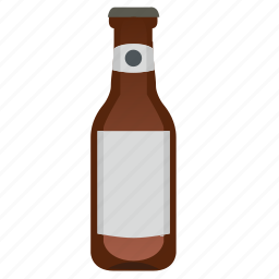 alcohol, beer, bottle, glass icon
