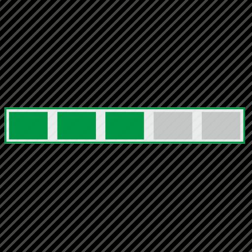 load, loading, process, three, ui icon