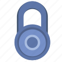 access, cancel, closed, lock, padlock, security icon