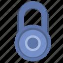 access, cancel, closed, lock, padlock, security icon