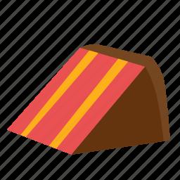 cake, food, pie, piece, sweet icon