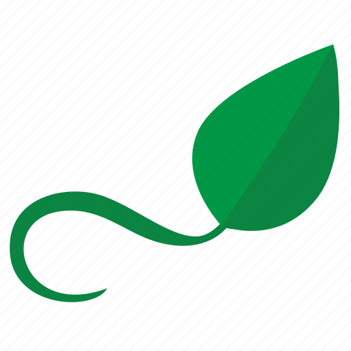 branch, green, leaf, nature, plant icon