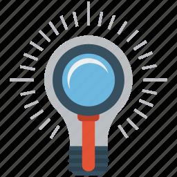 bright, bulb, bulb light, electricity, ideas, light, sparkle icon