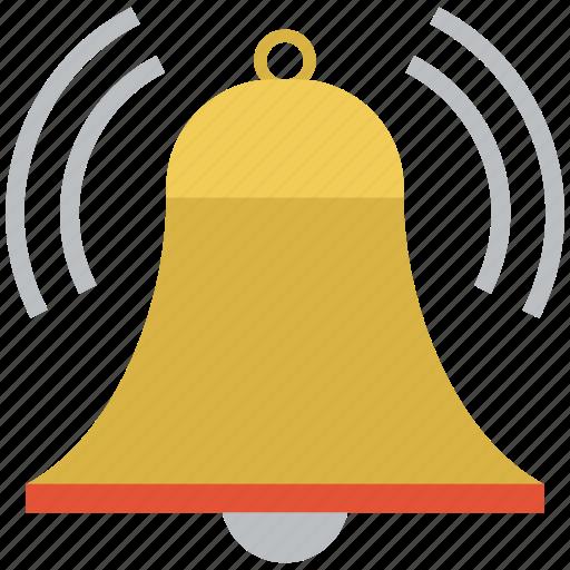 alarm, alert, alertness, bell, buzz, ring, ringing icon