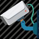 observation, surveillance, camera, security camera, cctv camera, security, inspection icon