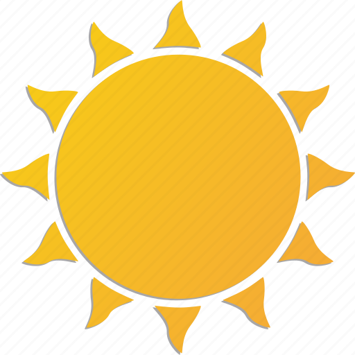 Shine, sun, sunny icon | Icon search engine