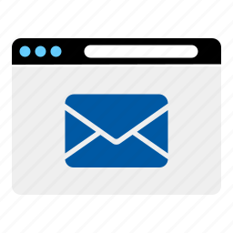 email, internet, mail, message icon