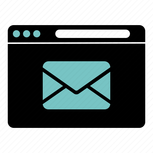 email, internet, mail, website icon