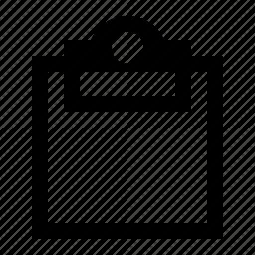 clipboard, clone, copy, paste icon