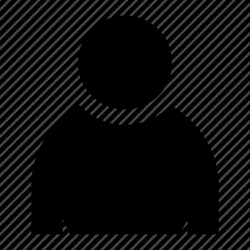 account, man, person, user icon