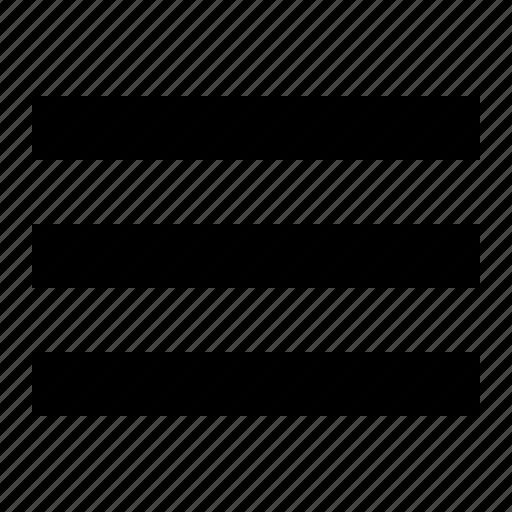 layout, lines, menu, menu button, rows icon