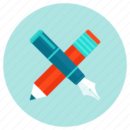 art, design, designer, drawing, graphic, pen, pencil icon
