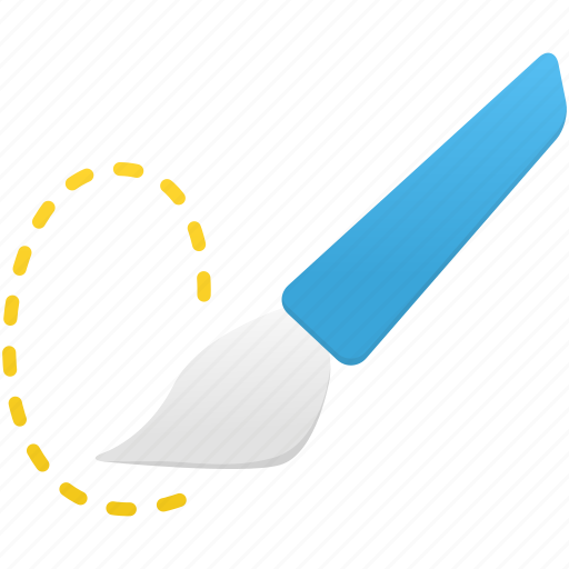 brush, quick, selection, tool, tools icon