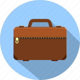 bag, baggage, briefcase, business, career, case icon