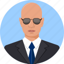 businessman, business, people, person, user, male, man icon