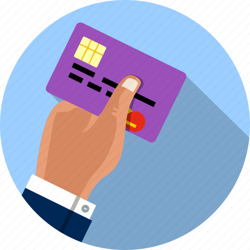 business, card, cash, currency, money, payment, shopping icon