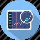 business, chart, diagram, finance, graphics, progress, statistics icon