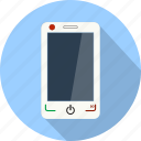 mobile, phone, smart phone, cell, call, mobile phone, blank icon