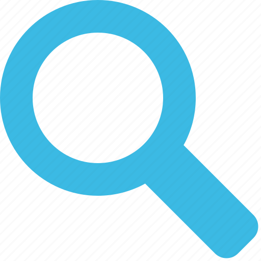 action, glass, magnifier, magnifying, search icon