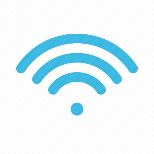 action, carrier, connection, phone, wave icon