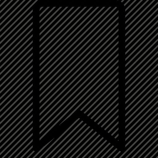 action, bookmark, favorite, mark, read icon