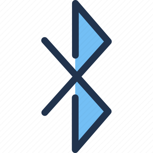 bluetooth, connection, data, storage, transfer, wireless icon