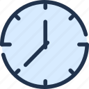 alarm, app, clock, schedule, time, timetable icon