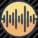 app, dictaphone, music, record, sound, voice icon