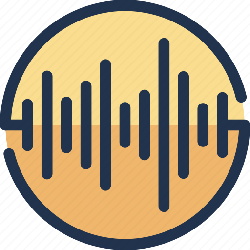 app, dictaphone, music, record, sound, voice icon