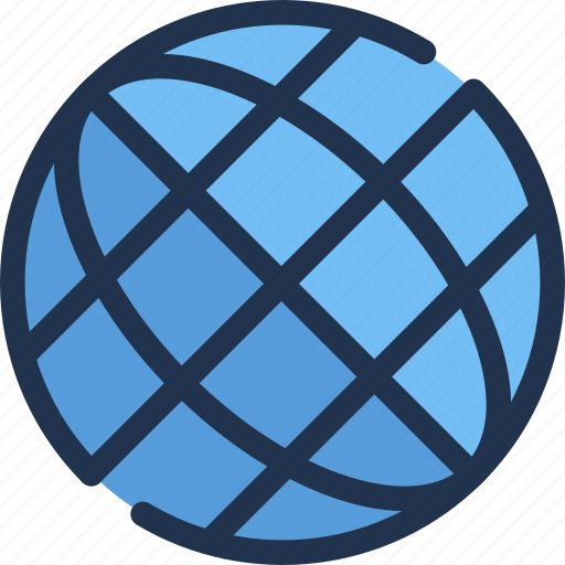 app, browser, global, globe, planet, world icon