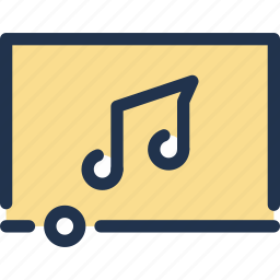 album, app, music, playlist, record, sound icon