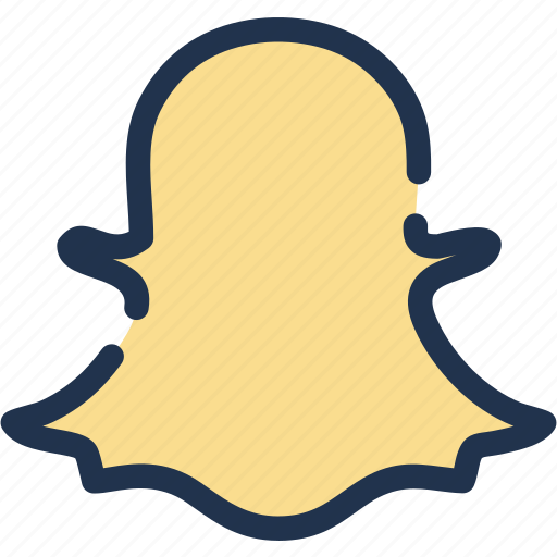 chat, media, news, photos, share, snapchat, social icon