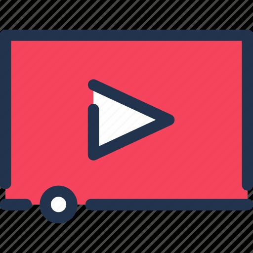 album, app, film, motion, movies, video, youtube icon