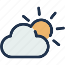 app, application, forecast, temperature, weather icon