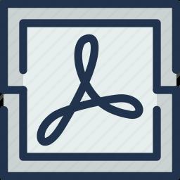 acrobat, adobe, document, file, pdf, pro, reader icon