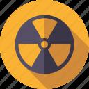 danger, environment, radiation, radioactive, radioactivity, warning