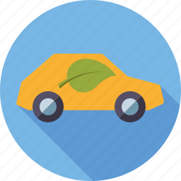 car, electric, environment, hybrid, low emission, vehicle icon