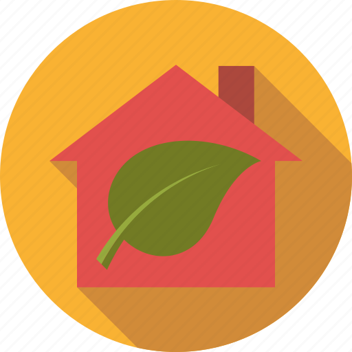 energy saving, environment, home, house, low emission icon