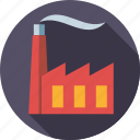 chimney, emission, environment, factory, industry, plant, smoke