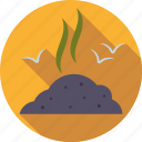 danger, dump, environment, toxic, waste icon