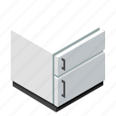 cold, freeze, freezer, fridge, ice, refrigerant, refrigerator icon