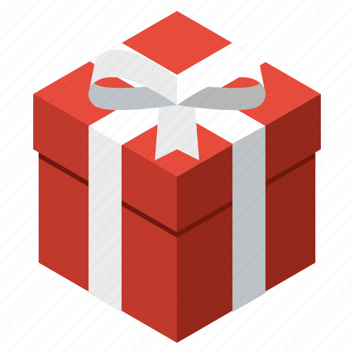 box, christmas, gift, package, present, reward, wrap icon