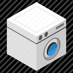 cleaner, dryer, laundry, machine, wash, washer, washing icon