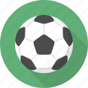 ball, circle, flatballicons, soccer, sport icon
